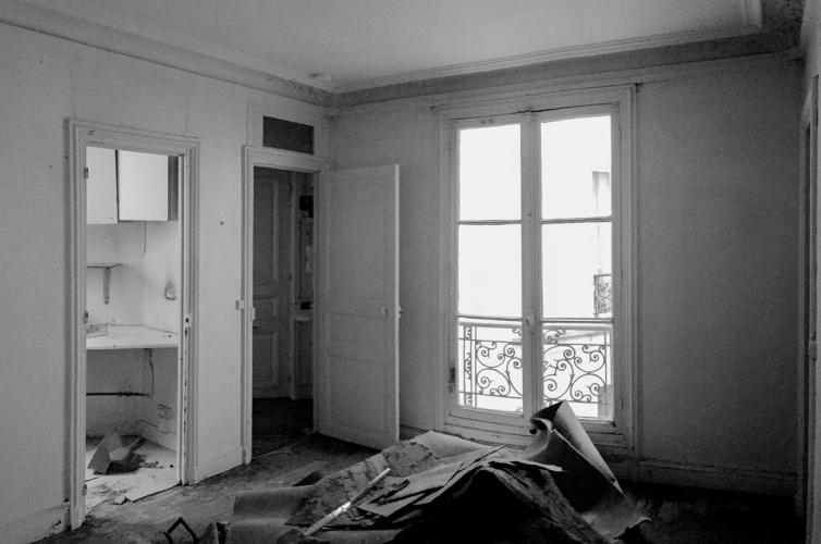 LUXEMBOURG : architecte-restructuration-appartement-travaux-AREA-Studio