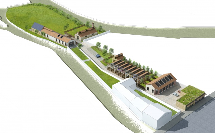 Logements sociaux  Montargis + villas de standing : image_projet_mini_15284