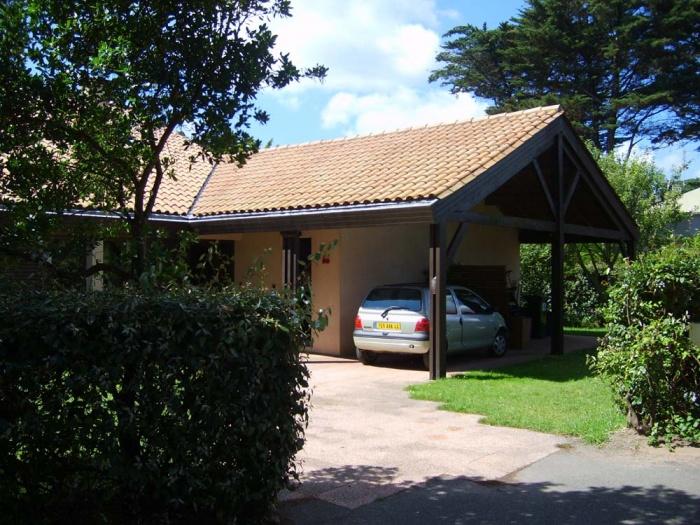 Extension d'une maison : Avant