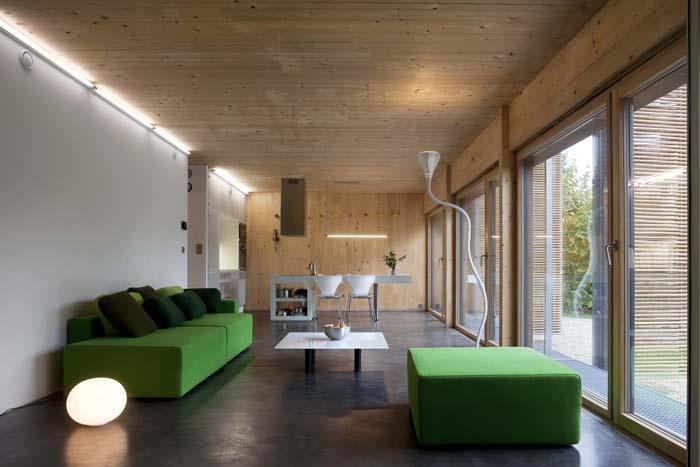 Maison à Energie Positive à Bessancourt (95)