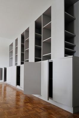 Chambre d'enfants + Bibliothèque + Cuisine : cielarchi-76B-L-salon2