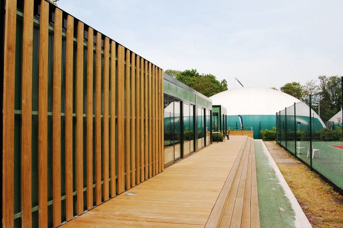 Club House de Tennis : Bry sur Marne 02