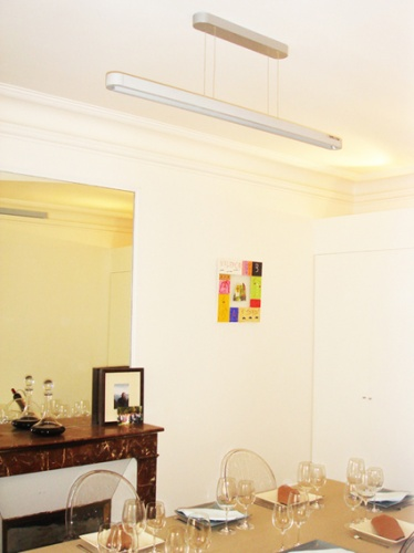 Appartement Poncelet : Ternes-7-LT