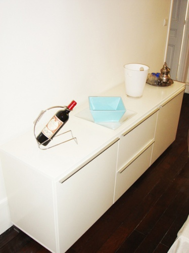Appartement Poncelet : Ternes-8-LT