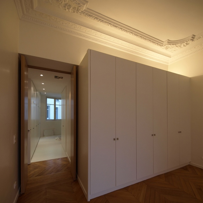Appartement Breteuil : Chambre