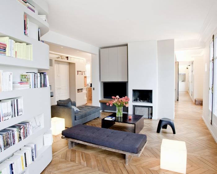Appartement T : appart T Vue Salon