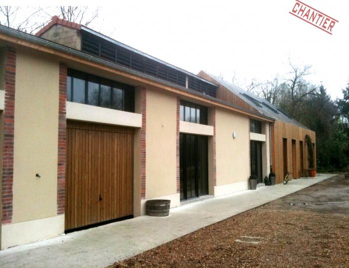 Logements sociaux montargis villas de standing for Architecte montargis