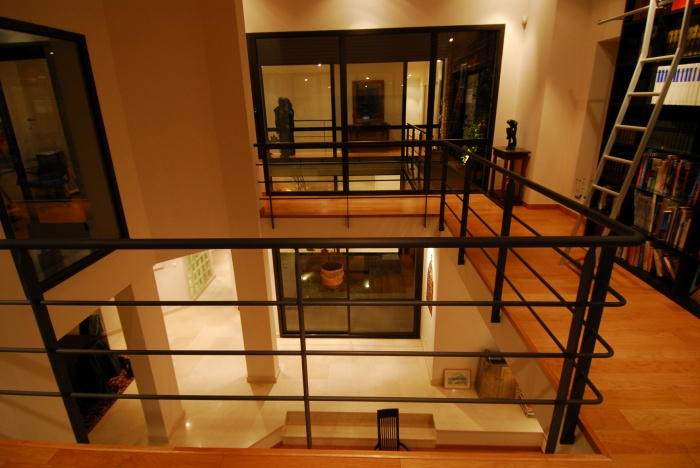 Maison de Mr et Mme Guagliardo : vue intérieure