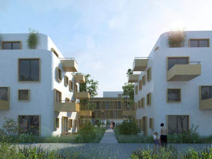 110 logements à bourges : VUE_02 light