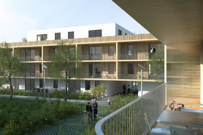 110 logements à bourges : VUE_03 light