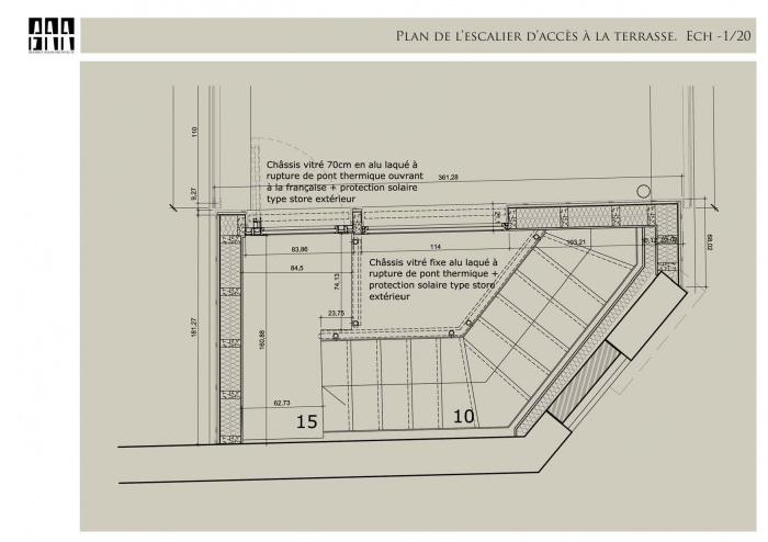 Aménagement de l'accès à une toiture terrasse, 75 017 : image_projet_mini_45835