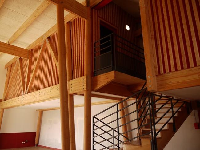 Extension de Salle Culturelle : hangar01