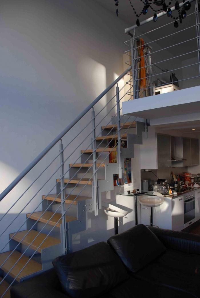 Rénovation d'un appartement à Paris, rue faubourg ST. Honore 75008