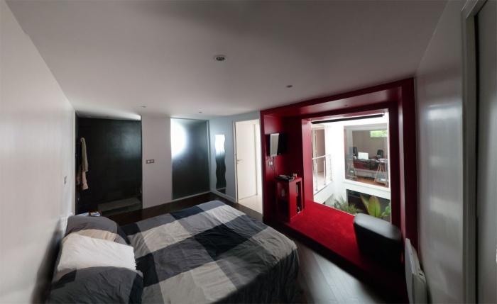 Loft : chambre (Medium)
