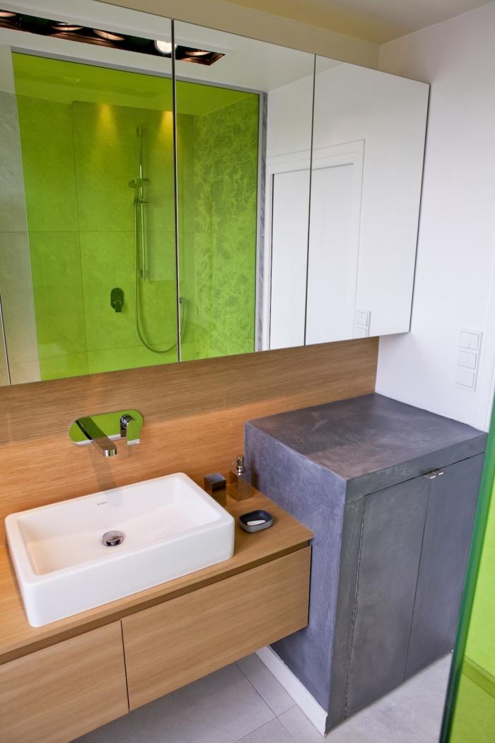 Cuisine et salle de bain, rue de la Fidélité : SDB 1