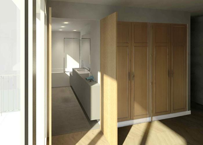 Rénovation d'un appartement de 115 m²_Paris 15ème
