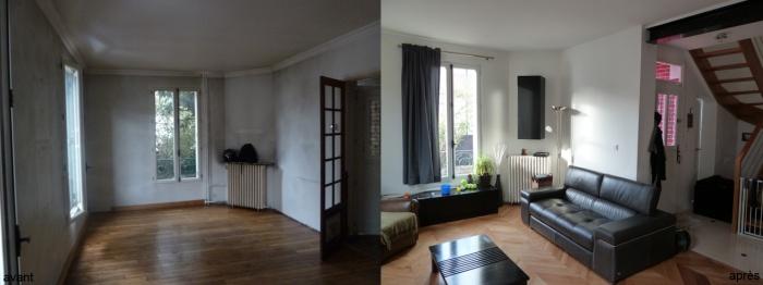 Maison GK : Salon1