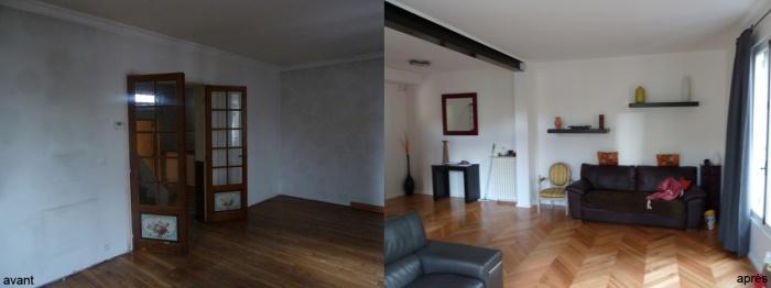 Maison GK : Salon2
