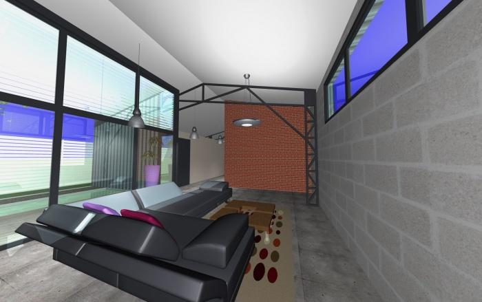 Un loft près d'Orléans : Vue intérieure8