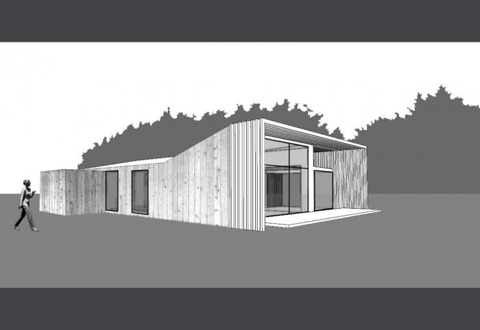 Maison bois : MaisonBois-IMG02-ArchiParis