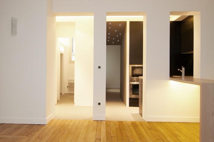 Appartement à Neuilly