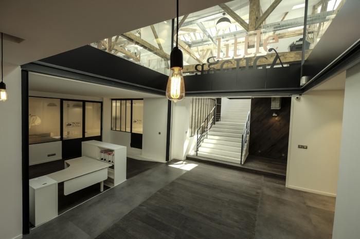 Aménagent du nouveau siège social d'une agence de Design Global : image_projet_mini_78189