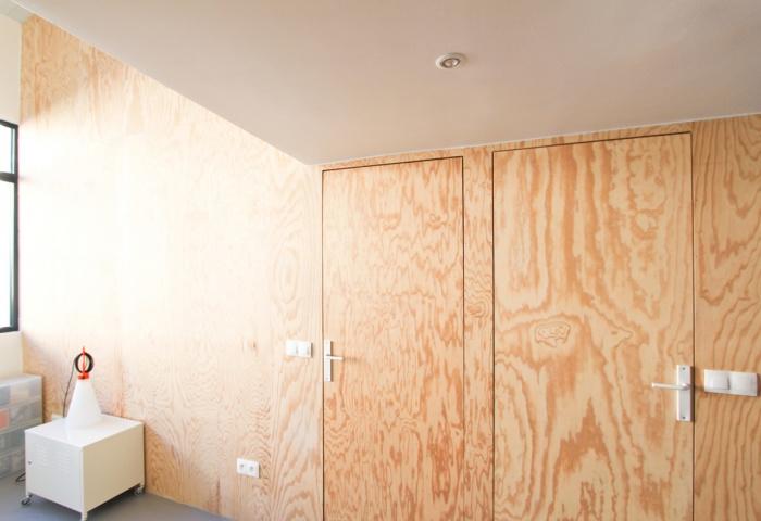 The wall - Aménagement intérieur : OVERCODE montreuil the wall 9L