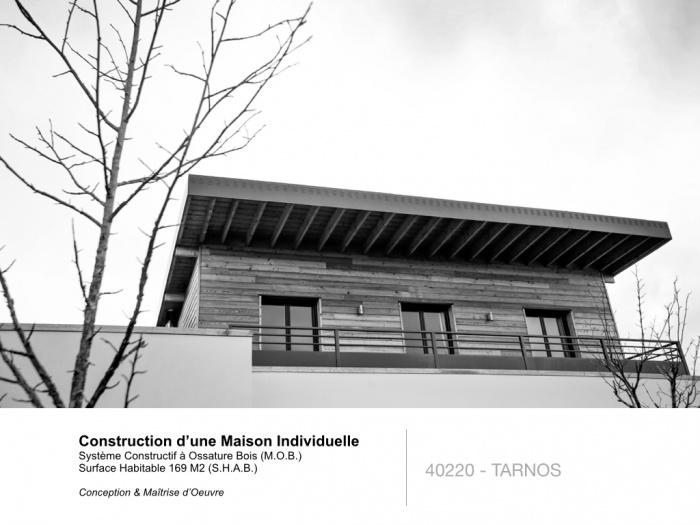 Etudes et Construction d'une maison individuelle : image_projet_mini_81639