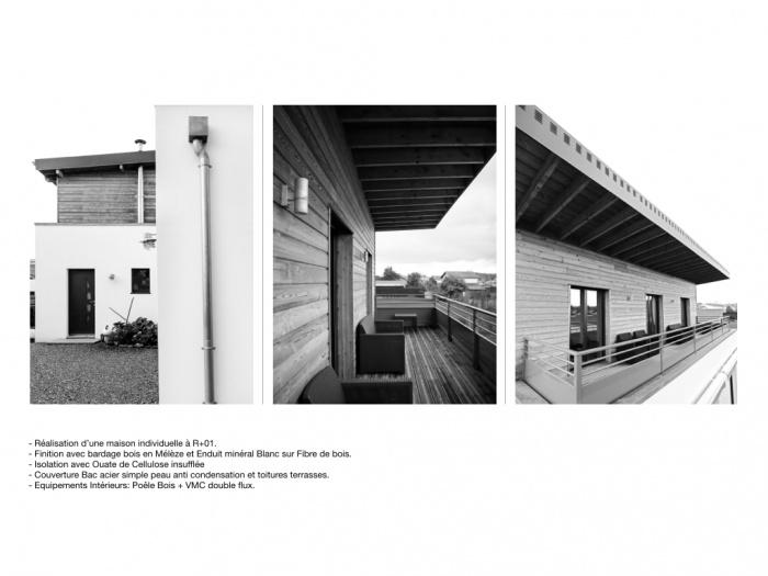 Etudes et Construction d'une maison individuelle : orch-idea book.002