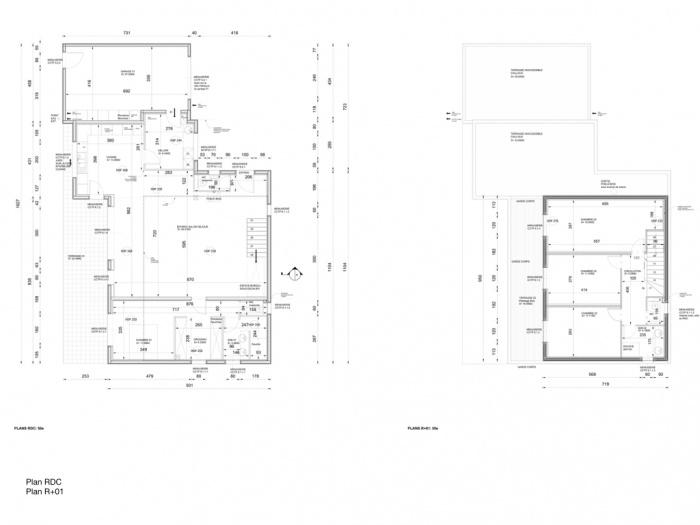 Etudes et Construction d'une maison individuelle : orch-idea book.003