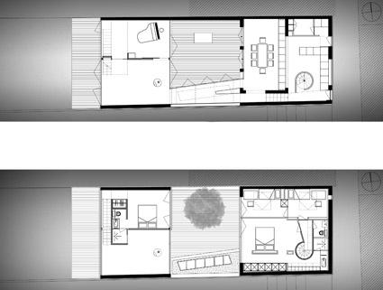 House CZW9 : Plans