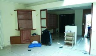 Réaménagement d'une maison : BBD avant 2