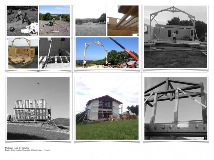 Etudes et Construction d'une Maison Individuelle : orch-idea book - Berachategui.005