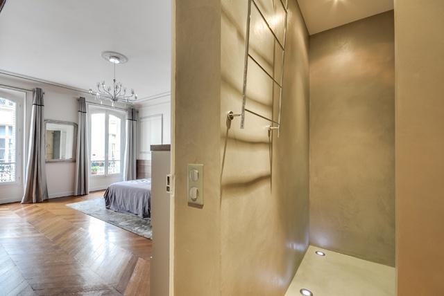 Appartement Paris 9 : Poissonnières-chambre1