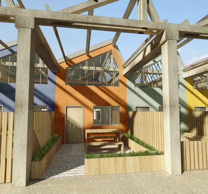 Logements sociaux montargis villas de standing montargis for Architecte montargis