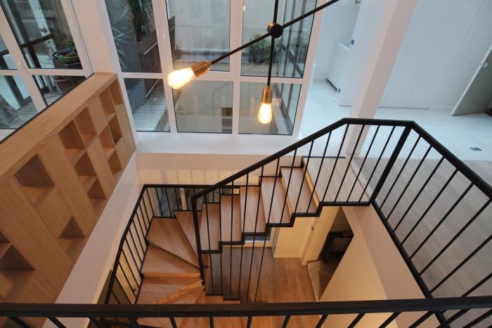 Rénovation de bureaux et création d'un studio de post-production