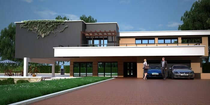Maison d 39 habitation montargis montargis une for Architecte montargis