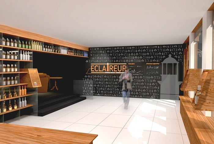 Boutique de Whisky : Accueil