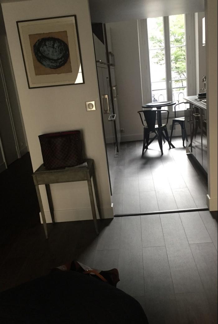 appartement - Paris, le Marais : vers la cuisine cuisine